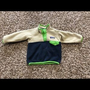 Baby Patagonia Synchilla pullover